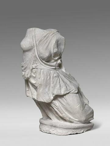 moulage ; statue ; Amazone Borghèse