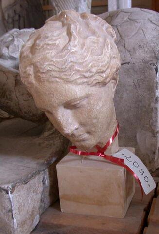 moulage ; statue  ; Hygie de Tégée