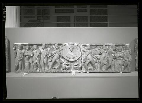 face, recto, avers, avant © 1977 Musée du Louvre / Maurice et Pierre Chuzeville