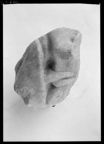 métope  ; Métope : Héraclès et le sanglier d'Erymanthe