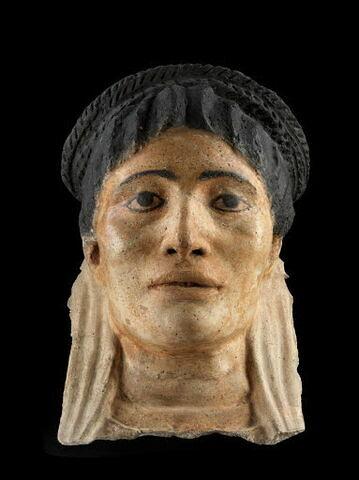 portrait de momie