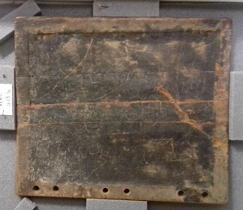 tablette ; cahier de Papnoutis