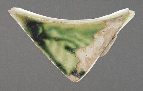 Tenon triangulaire de récipient