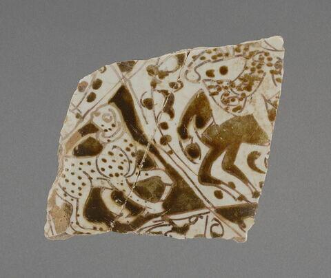 Fragment avec panthère