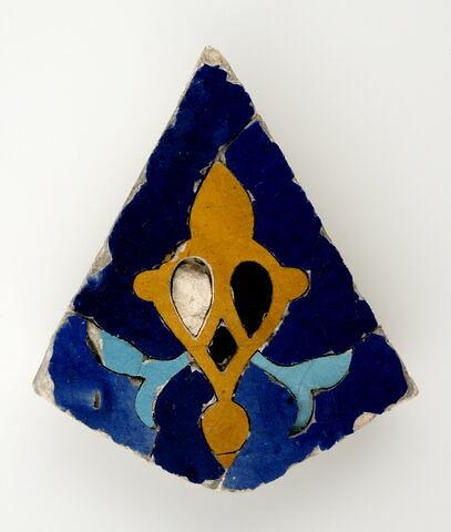 Triangle de mosaïque de revêtement