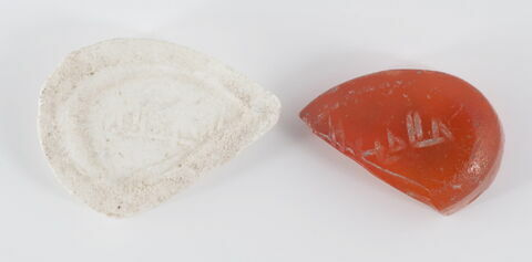 Fragment d'amulette