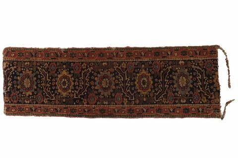 Fragment de bordure de tapis