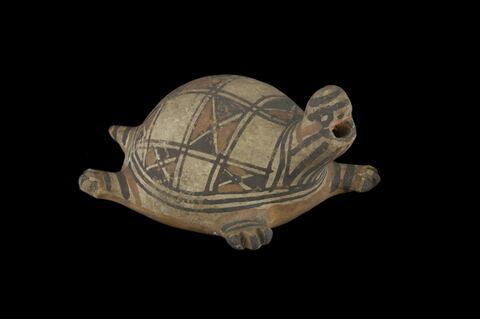 Lampe : forme de tortue