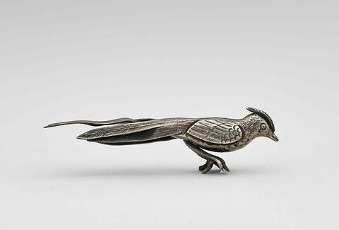 Sculpture : faisan