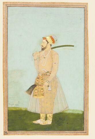 portrait de prince ou dignitaire