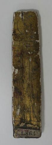 vue d'ensemble ; face, recto, avers, avant © 2018 Musée du Louvre / Antiquités égyptiennes
