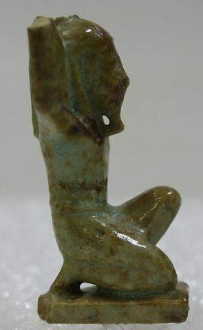 profil droit © 2018 Musée du Louvre / Antiquités égyptiennes