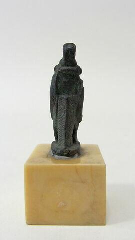 dos, verso, revers, arrière © 2018 Musée du Louvre / Antiquités égyptiennes