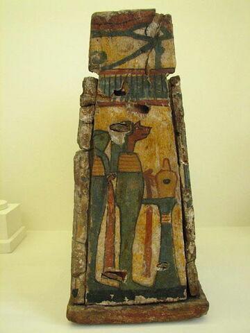 profil © 2008 Musée du Louvre / Antiquités égyptiennes