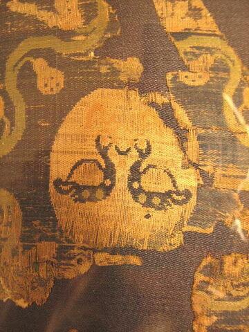 détail ; vue de dessus © 2010 Musée du Louvre / Antiquités égyptiennes