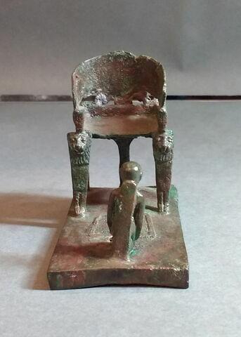 vue d'ensemble ; face, recto, avers, avant © 2020 Musée du Louvre / Antiquités égyptiennes
