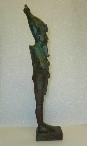 profil droit © Musée du Louvre / Antiquités égyptiennes