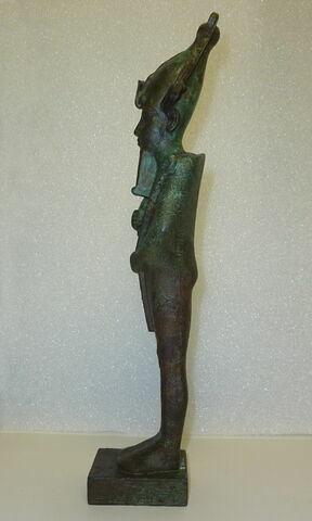 profil gauche © Musée du Louvre / Antiquités égyptiennes