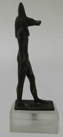 vue d'ensemble ; profil droit ; vue avec montage © 2018 Musée du Louvre / Antiquités égyptiennes