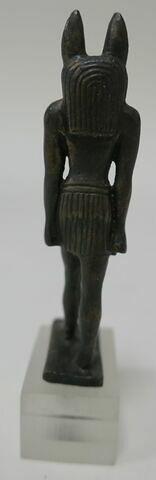 vue d'ensemble ; dos, verso, revers, arrière ; vue avec montage © 2018 Musée du Louvre / Antiquités égyptiennes