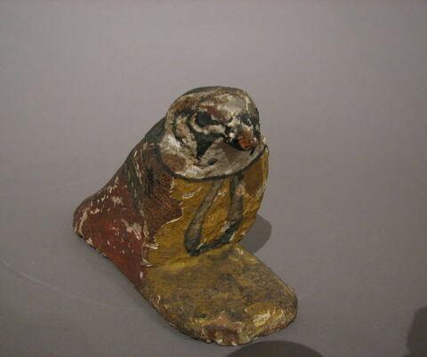 trois quarts © 2010 Musée du Louvre / Antiquités égyptiennes