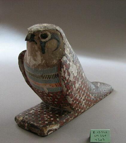 détail © 2010 Musée du Louvre / Antiquités égyptiennes