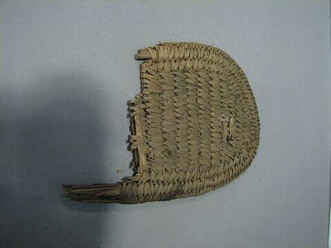 sandale ; fragment