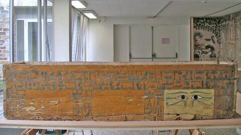 cercueil rectangulaire