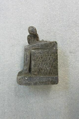 profil gauche © 2020 Musée du Louvre / Antiquités égyptiennes