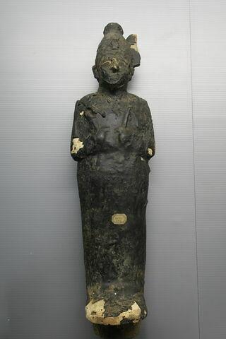 statue de Ptah-Sokar-Osiris ; boîte