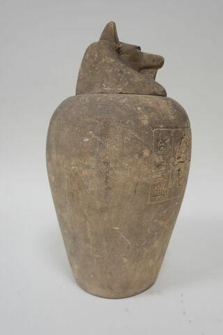 vue d'ensemble ; profil droit © 2018 Musée du Louvre / Antiquités égyptiennes