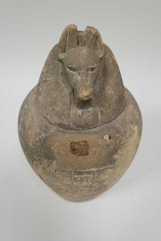 vue de dessus © 2018 Musée du Louvre / Antiquités égyptiennes
