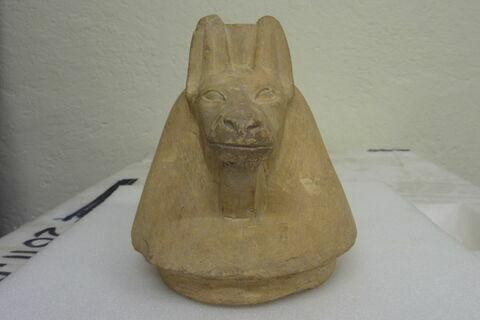 face, recto, avers, avant ; vue d'ensemble © 2018 Musée du Louvre / Antiquités égyptiennes
