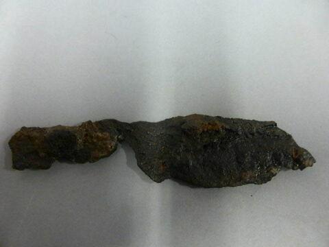 arme ; fragment