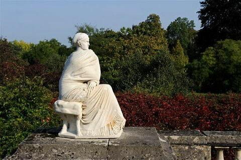 statue ; Julia Mammea