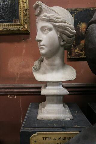 face, recto, avers, avant ; vue d'ensemble © 2018 Musée du Louvre / Antiquités grecques, étrusques et romaines