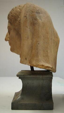profil © 2006 Musée du Louvre / Antiquités grecques, étrusques et romaines