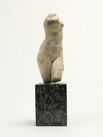 statuette ; fragment