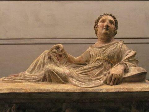 © 2010 Musée du Louvre / Antiquités grecques, étrusques et romaines