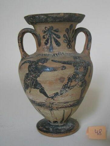 © 2006 Musée du Louvre / Antiquités grecques, étrusques et romaines