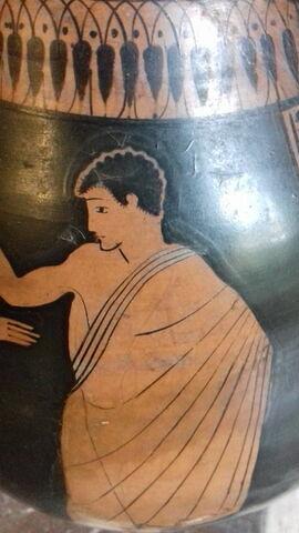 détail © 2018 Musée du Louvre / Antiquités grecques, étrusques et romaines