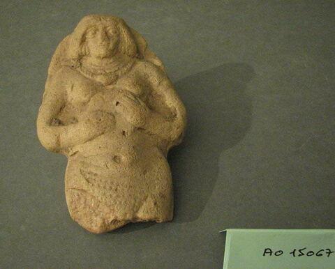 face, recto, avers, avant © 2009 Musée du Louvre / Antiquités orientales