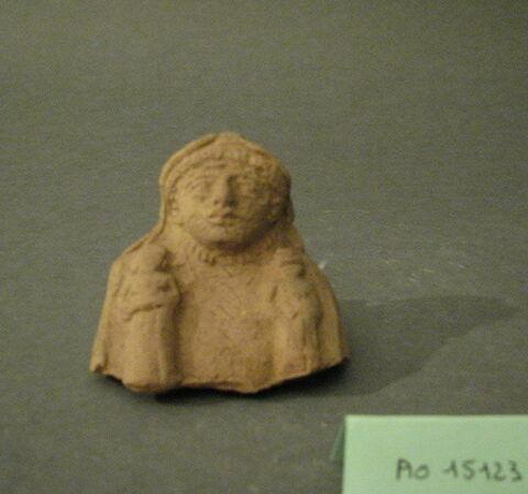 figurine ; fragment