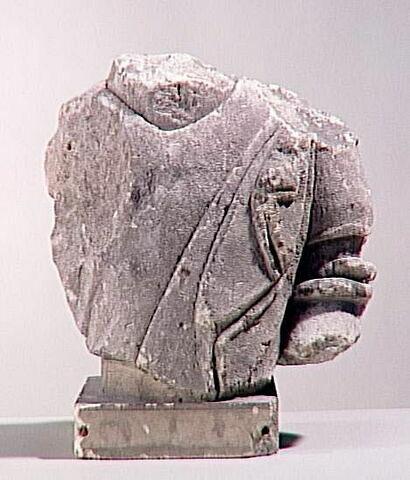 statue ; torse