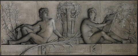 L'union des poésies grecque et latine