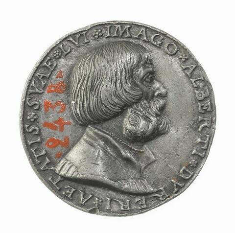 Médaille : Albrecht Dürer