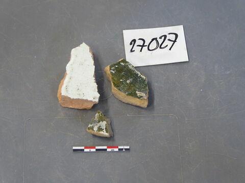 carreau, fragment