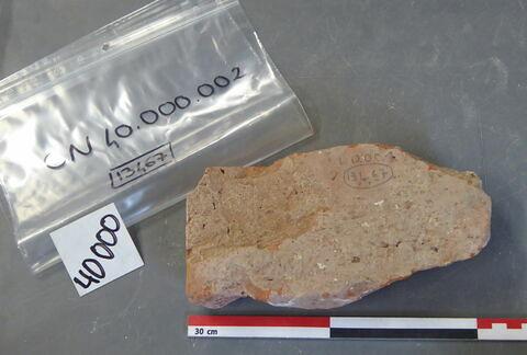 brique, fragment