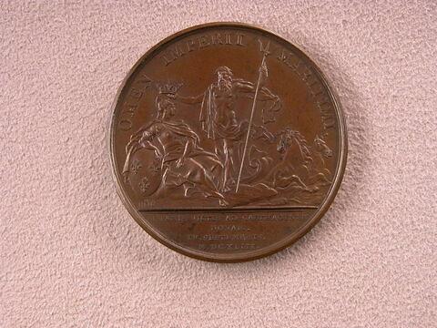 La bataille navale de Carthagène. Signe de son pouvoir maritime – Les Espagnols défaits près de Carthagène