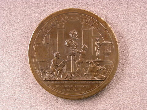 Écoles royales – Académies royales de Peinture et de Sculpture établies à Paris et à Rome en 1647